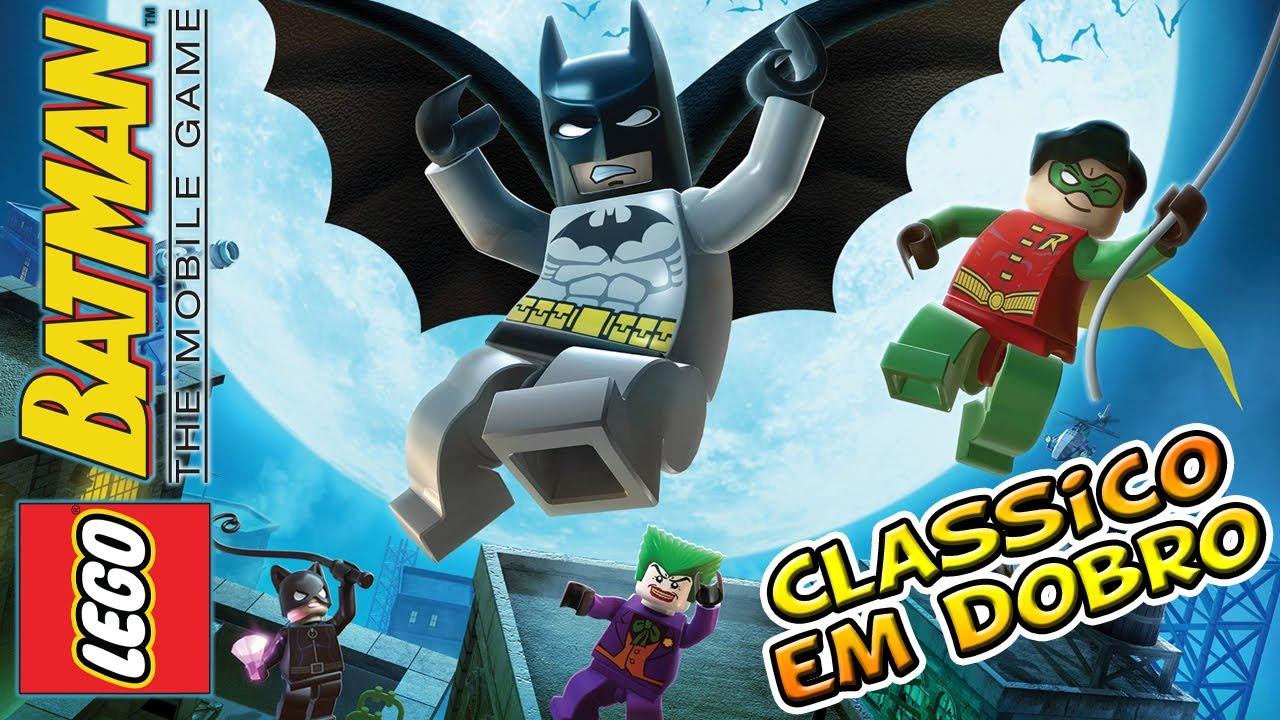 Lego Batman The Mobile Game Youtube