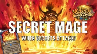 Secret Mage | Even more direct damage in Kobolds and Catacombs