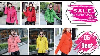 05 Best Winter Jacket For Women | Latest Winter Jackets & Coats for Girls/Women | Leather Jackets
