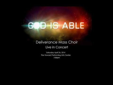 Deliverance Mass Choir Concert