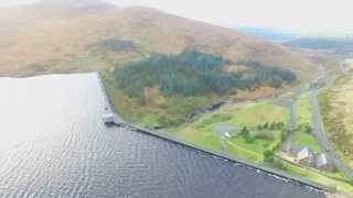 Spelga Reservoir/Spelga Dam County Down Video
