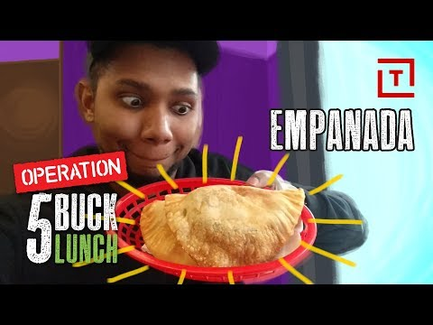 The Best Cheap Empanadas in NYC || Operation $5 Lunch