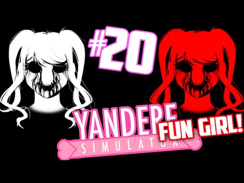 Yandere Simulator FUN GIRL Easter Egg SECRET | YANDERE CHANs SISTER?! | Yandere Simulator Update