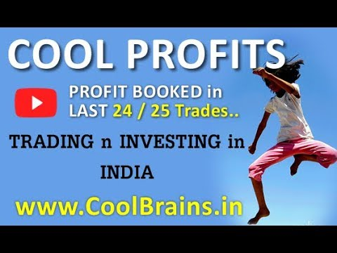 Cool Profits / Right way of Approaching Stock Market / Investing & Trading Physcology