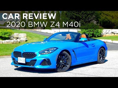 2020 BMW Z4 M40i | Car Review | Driving.ca