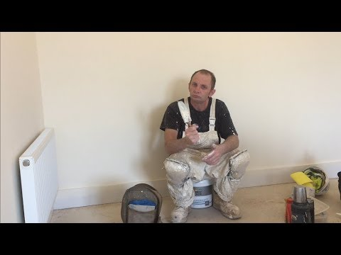"""Why i use a 3"""" brush for painting houses"""