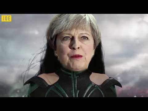 The best of UK politics with Theresa May, Jeremy Corbyn and Brexit | JOE.co.uk Compilation