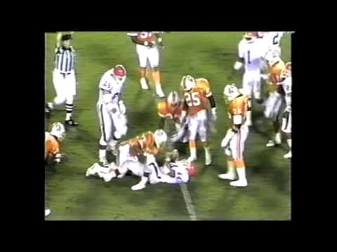 #44 TOUCHDOWN TOMMY VARDELL CLEVELAND BROWNS HIGHLIGHTS, 1992-1995