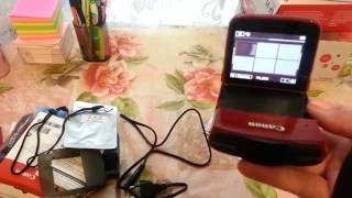 Моя новая камера CANON MINI LEGRIA RED. Стоимость и где купить.(, 2016-06-25T17:58:17.000Z)