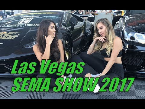 SEMA SHOW  by EDUARDO DUDA MOTTA CHANNEL - Las Vegas Convention Center