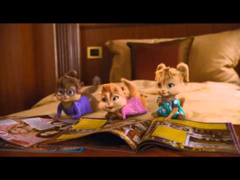 One,two,three~the chipettes!