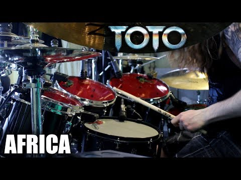 "Toto - ""Africa"" - DRUMS (Frog Leap version)"