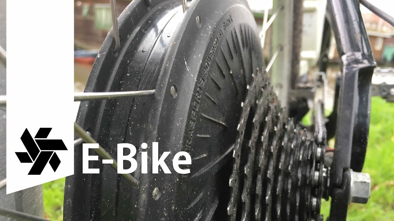 DIY Electric Bike // Bionx Conversion: 12 Steps (with Pictures)