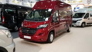 A relatively inexpensive campervan range : Karmann Mobil