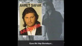 Ahmet Şafak- Yalnız Kurt