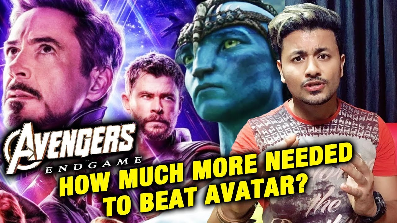 These Movies Will Stop Avengers: Endgame Beating Avatar At The Box Office