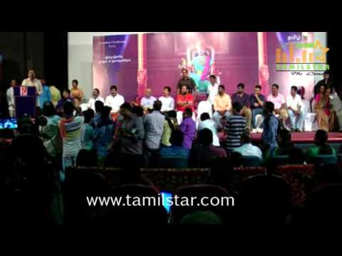 Tamizhan Endru Sol Movie Launch