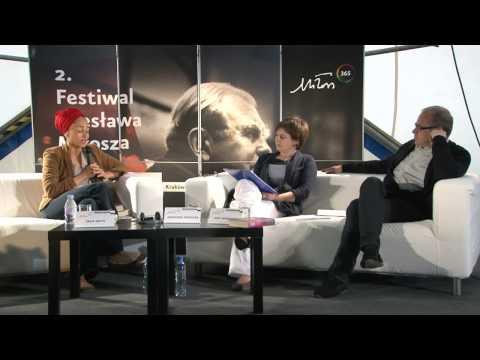 2 Festiwal Miłosza - Spotkanie autorskie: Zadie Smith