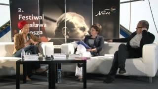 2. Festiwal Miłosza - Spotkanie autorskie: Zadie Smith
