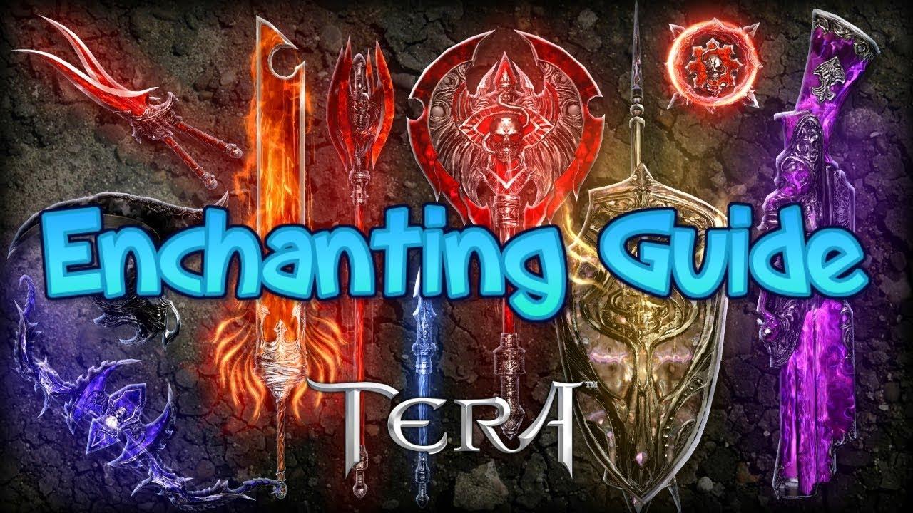 Tera Console - Enchanting Guide (Masterwork & Rerolls)