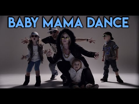Starrkeisha - The Baby Momma Dance | The Drake Family