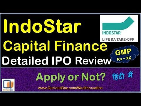 Indostar Capital Finance IPO | Indostar IPO Review | Indostar capital IPO GMP | Quriousbox