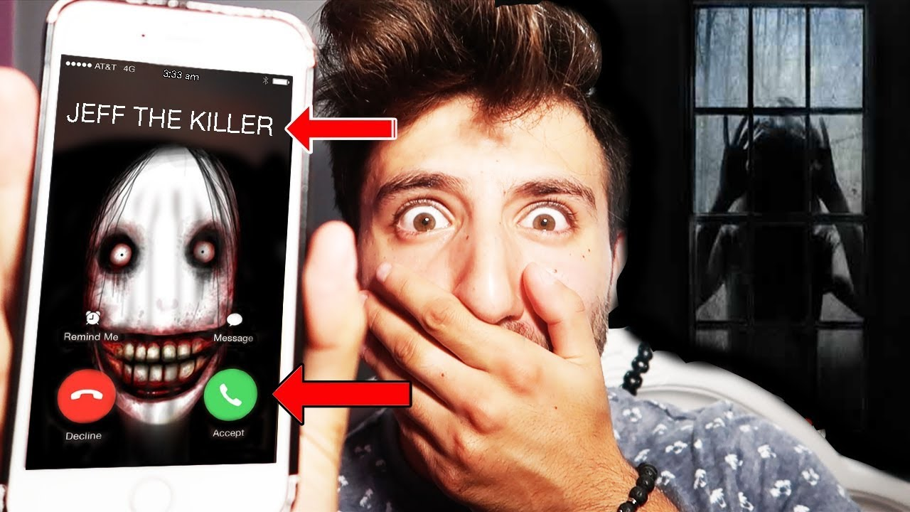 How to call Jeff the killer