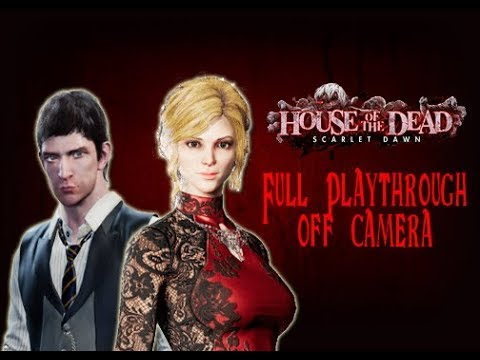 House Of The Dead Scarlet Dawn Full Playthrough Youtube