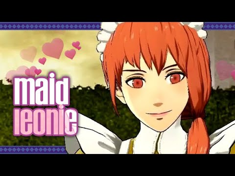 Perfect Tea Time With Maid Leonie Fire Emblem Three Houses Youtube Three houses, the viewpoint character of the story; perfect tea time with maid leonie fire emblem three houses