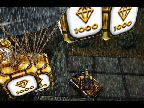 TankiOnline - Godmode_On Gold box Rain