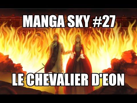 Manga Sky #27 Le Chevalier d'Eon