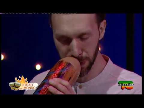 Bagno di suoni nella puntata di 'Rituali dal mondo 12.04.2018