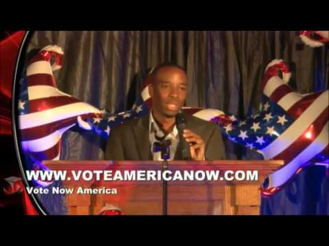 Voter Education Extravaganza Event with Vote America Now President Chris Prudhome
