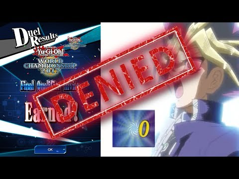 ITS OVER!!! Yu-Gi-Oh! Duel Links, World Championship 2017 -Final Qualifiers- || YTDan ||