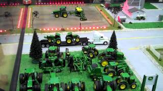 2011 National Farm Machinery Show- John Deere Toy Display