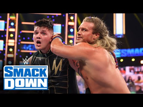 2-on-1 SmackDown Tag Team Championship Handicap Match: SmackDown, May 28, 2021