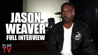 Jason Weaver on Doing Lion King, ATL, Playing Michael Jackson (Full Interview)
