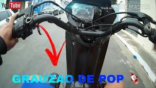 ROLE NA QUEBRADA & GRAU DE POP 100 😱🤤