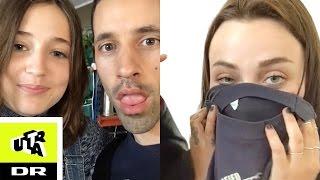 Har en mikrofon gemt i håret! | Den Anden Verden: Fannys Vlog | DR Ultra