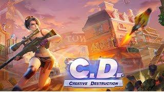 CREATIVE DESTRUCTION | The weak Pc Fortnite-gold is still far away (FREE DOWNLOAD)
