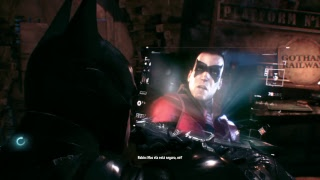 Batman Arkham Knight parte 1