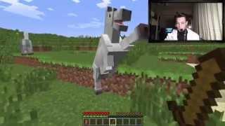 Türkçe Minecraft - Survival - Bölüm 1 - Buz Küresi