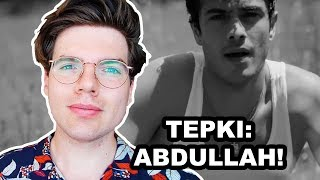 REACTION: ABDULLAH İNAL - NOBODY