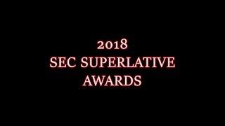 2018 SEC COLLEGE FOOTBALL SUPERLATIVES