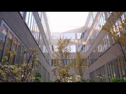 Die neue Universitätsbibliothek Osnabrück