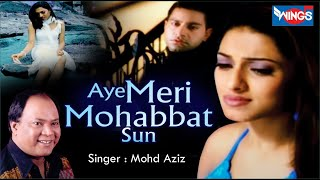 Aye Meri Mohabbat Sun Main Ye Mashwara Doonga - Mohd Aziz Hit Songs | Hindi Album Sad Songs