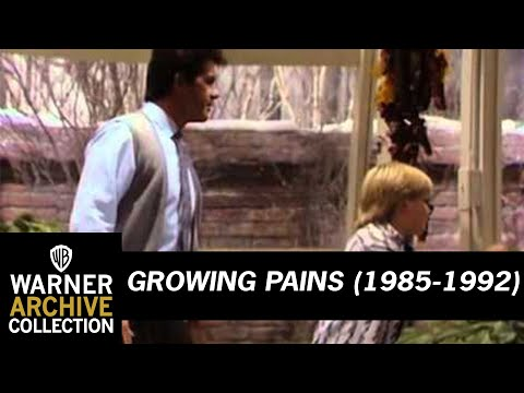 Brad Pitt in Growing Pains Season 3 (Preview Clip)