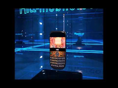 Teléfono Celular Hitt Cacao TV - Mobile Phone