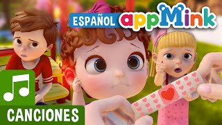 La canción infantil Boo Boo | The Boo Boo song in Spanish - appMink