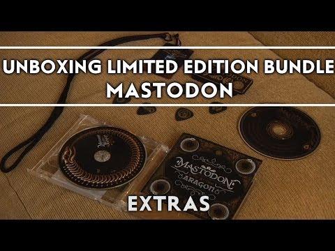 Mastodon - Unboxing Limited Edition Bundle [Extras] Thumbnail image
